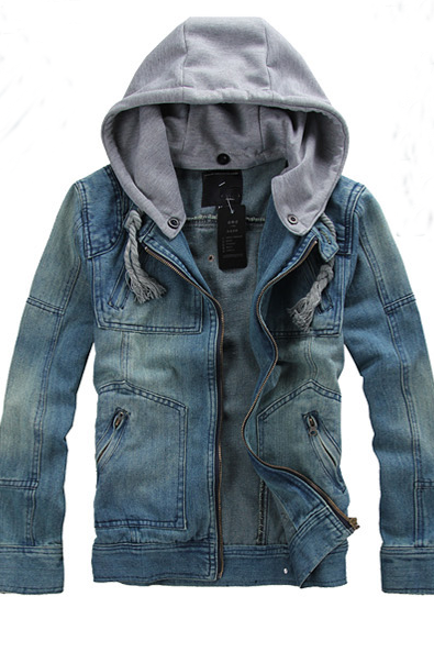 Casual Fashion Denim Jacket