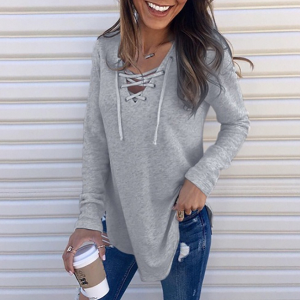 Fashion Long-Sleeved Sweater